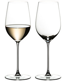 Riedel Veritas Viognier/Chardonnay Wine Glass Set of 2