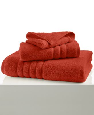 "CLOSEOUT! Ultimate MicroCotton® 16"" x 30"" Hand Towel, Created for Macy's"
