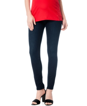Motherhood Maternity Petite Stretch Skinny Jeans, Rinse Wash