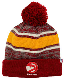 '47 Brand Atlanta Hawks Fairfax Knit Hat