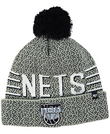 '47 Brand New Jersey Nets Mezzo Knit Hat