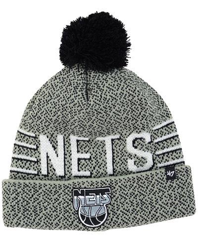 '47 Brand New Jersey Nets Mezzo Knit Hat