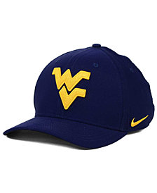 Nike West Virginia Mountaineers Classic Swoosh Cap