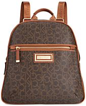 Calvin Klein Dorothy Small Signature Backpack