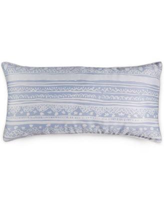 """CLOSEOUT! Maisie 12"""" x 24"""" Decorative Pillow"""