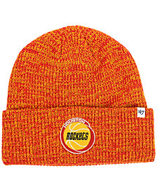'47 Brand Houston Rockets Lancaster Cuff Knit Hat