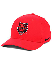 Nike Arkansas State Red Wolves Classic Swoosh Cap