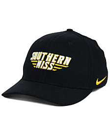 Nike Southern Miss Golden Eagles Classic Swoosh Cap