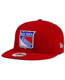 New Era New York Rangers All Day 9FIFTY Snapback Cap