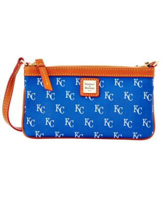 Kansas City Royals Large Slim Wristlet