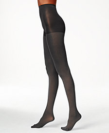 HUE® Women's  Super Control Top Opaque Tights