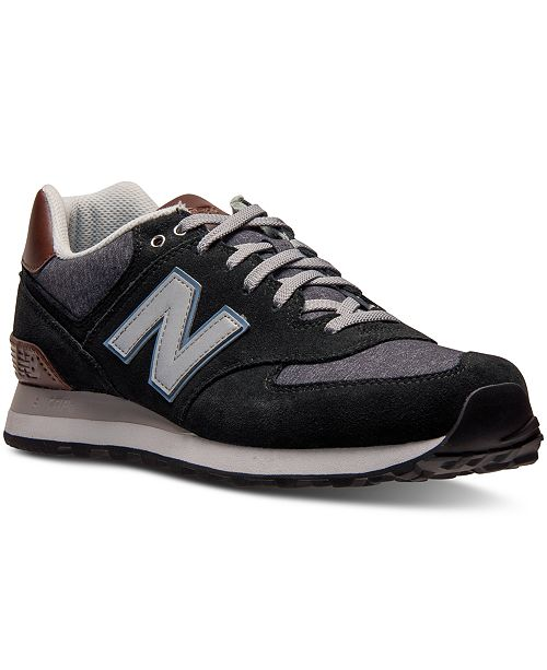 1ea0e73e8993 ... New Balance Men s 574 Beach Cruiser Casual Sneakers from Finish ...