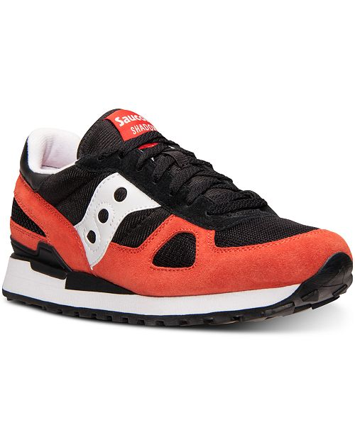 a153e6bf82dc Saucony Men s Shadow Original Casual Sneakers from Finish Line ...