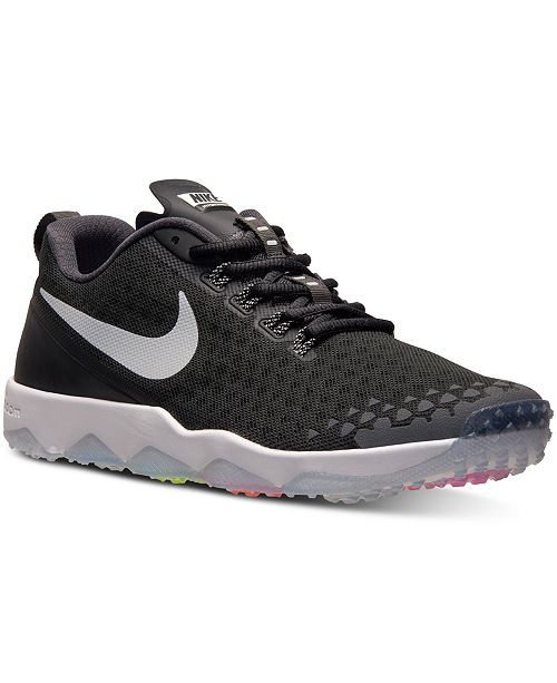 06647c03e3cc ... Nike Men s Air Zoom Hypercross TR2 Training Sneakers from Finish ...