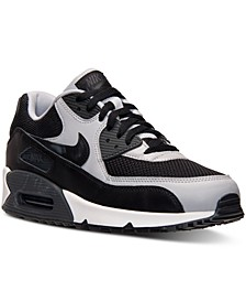 Men's Air Max 90 Essential Running Sneakers from Finish Line