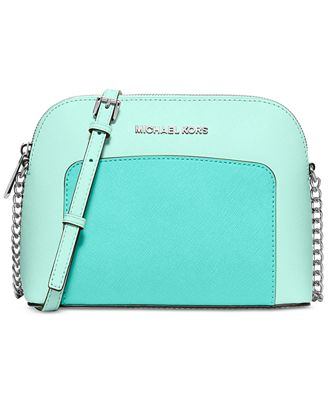 MICHAEL Michael Kors Cindy Colorblock Large Crossbody, A Macy's Exclusive Style