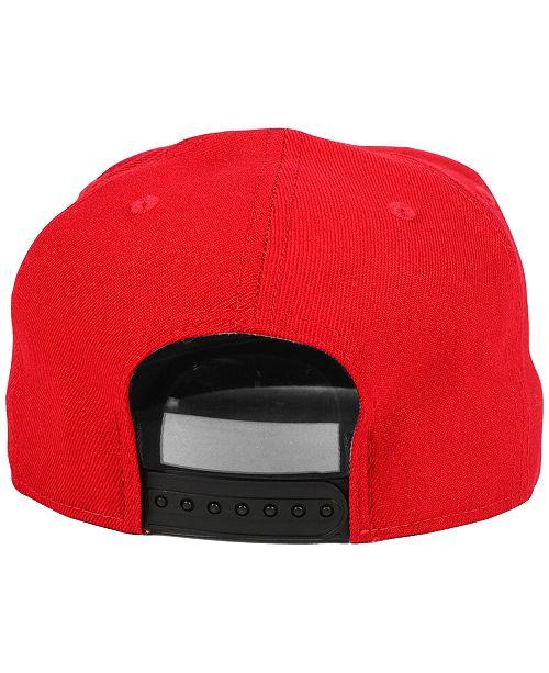 buy popular 998f7 77db5 ... New Era San Diego State Aztecs Core 9FIFTY Snapback Cap ...