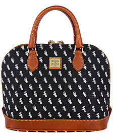 Dooney & Bourke Chicago White Sox Zip Zip Satchel