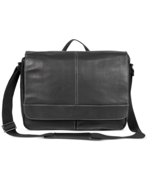 Kenneth Cole Reaction Colombian Leather Single Gusset