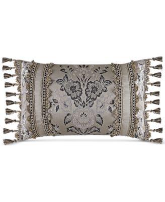 "Alessandra 20"" x 13"" Boudoir Decorative Pillow"