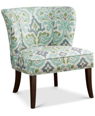 New Armless Accent Chair Concept