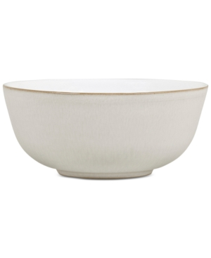 Denby Natural Canvas Stoneware Dessert Bowl