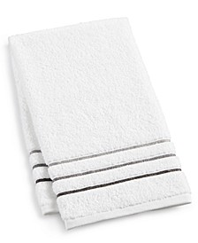"""Ultimate Micro Cotton®  Borderline 16"""" x 30"""" Hand Towel, Created for Macy's"""