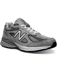 New Balance Men's 990v4 Running Sneakers from Finish Line