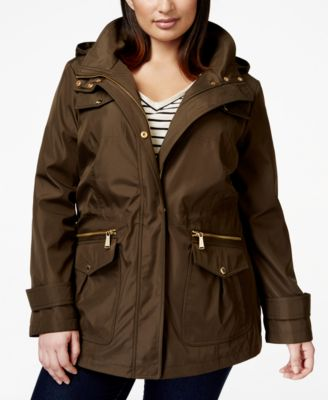 Plus Size Coats - Macy's