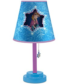 Frozen Table Lamp