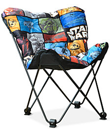 Star Wars Butterfly Chair, Quick Ship