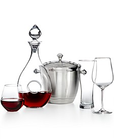 Tuscany Wine Glasses and Barware