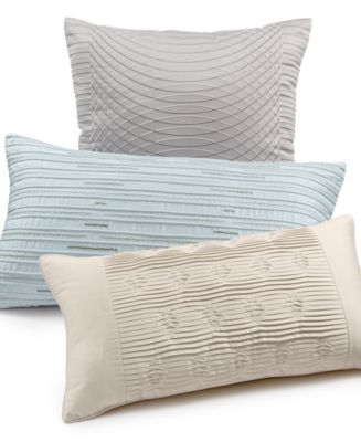 Hotel Collection Mulberry Decorative Pillows : Hotel Collection Modern Interlace Decorative Pillow Collection, Only at Macy s - Decorative ...