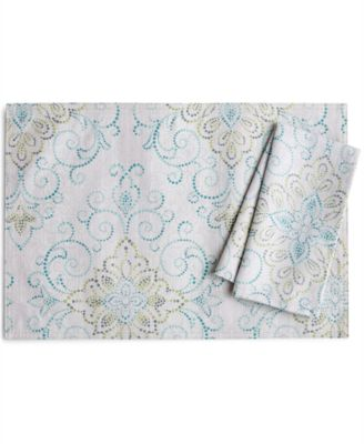 French Perle Charm Collection Napkin