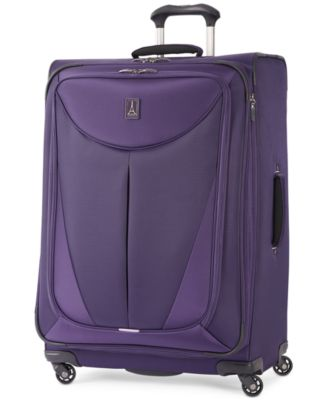 "Image of Travelpro Walkabout 3 29"" Expandable Spinner Suitcase, Only at Macy's"