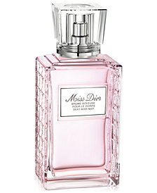 Dior Miss Dior Silky Body Mist, 3.4 oz.