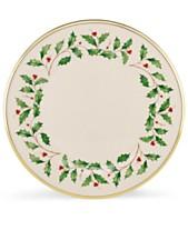26ac1e52bdfd Lenox Holiday Dinner Plate
