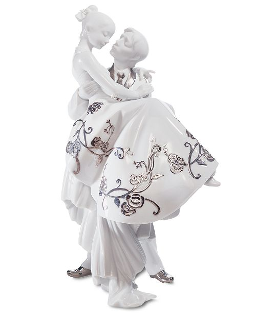 Lladro  Lladro Collectible Figurine, The Happiest Day Re-Deco