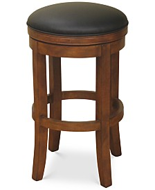 Winston Bar Height Stool, Quick Ship