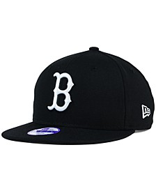 Kids' Boston Red Sox B-Dub 9FIFTY Snapback Cap