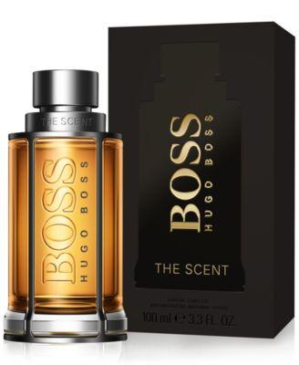 hugo boss men's perfume