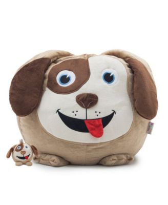 Big Joe Dawson the Dog Bean Bag with Toy, Quick Ship