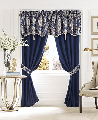 Croscill Imperial Window Treatment Collection