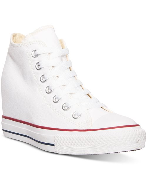 3cc019a988d3ab ... Converse Women s Chuck Taylor Lux Casual Sneakers from Finish ...