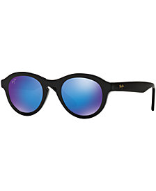 Maui Jim Polarized Sunglasses, 708 Leia