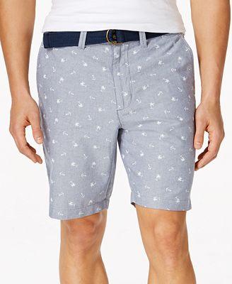 American Rag Men's Miller Printed Shorts - Shorts - Men - Macy's
