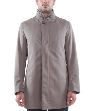 Sanyo Rohn Getaway Micro-Twill Raincoat