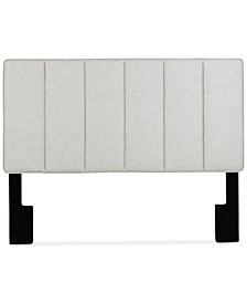 Cohen Full/Queen Upholstered Headboard, Quick Ship