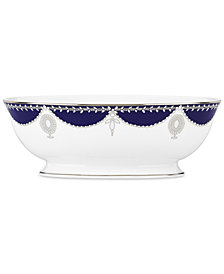 Marchesa by Lenox Empire Pearl Collection Vegetable Bowl