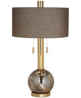 Pacific Coast Empress Antique Mercury Table Lamp
